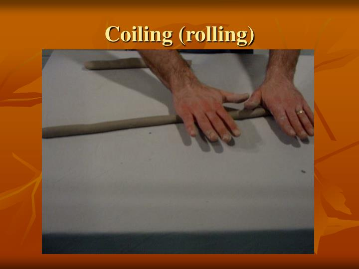 Coiling (rolling)