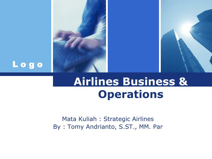 airlines business operations n.
