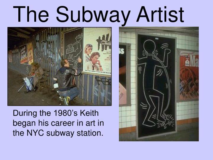 The Subway Artist