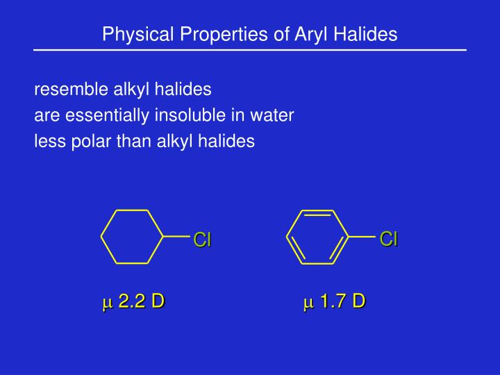 resemble alkyl halides