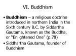 vi buddhism