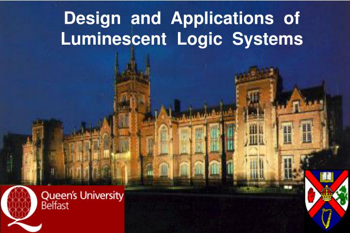 Design  and  Applications  of