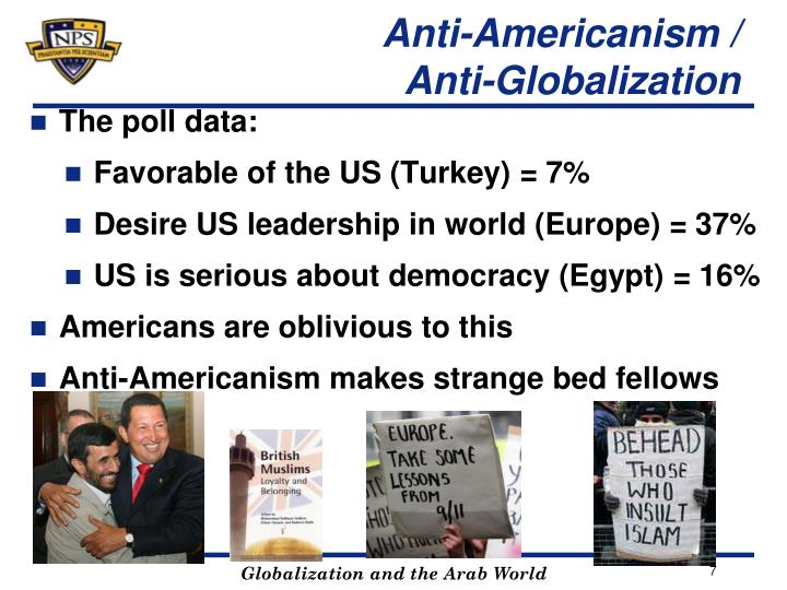 anti americanism He also investigates the similarities between classical anti-semitism and the  recent rise of anti-americanism throughout the world joffe was.