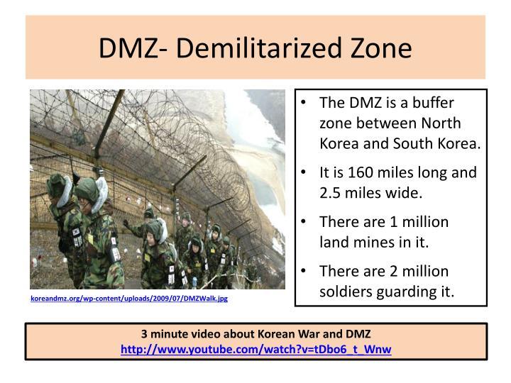 DMZ- Demilitarized Zone