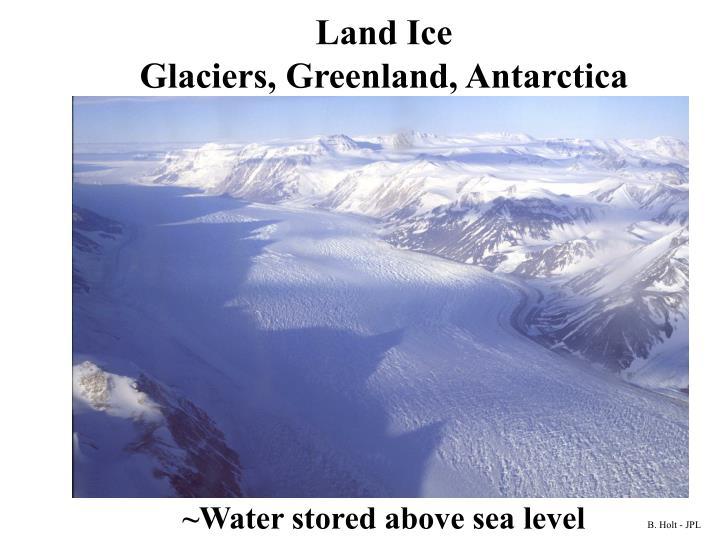 Land Ice