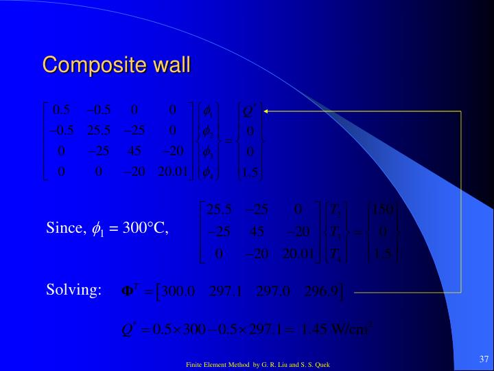 Composite wall