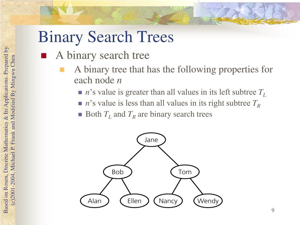 Properties Of Binary Tree In Discrete Mathematics - Tips and