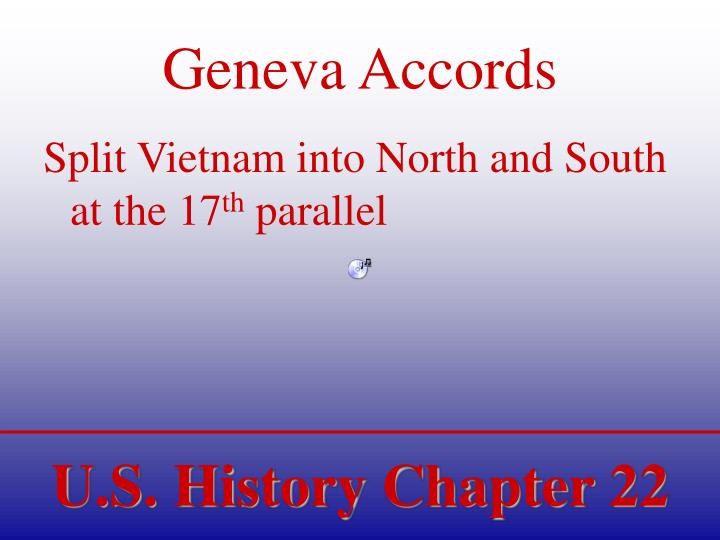 geneva accords n.