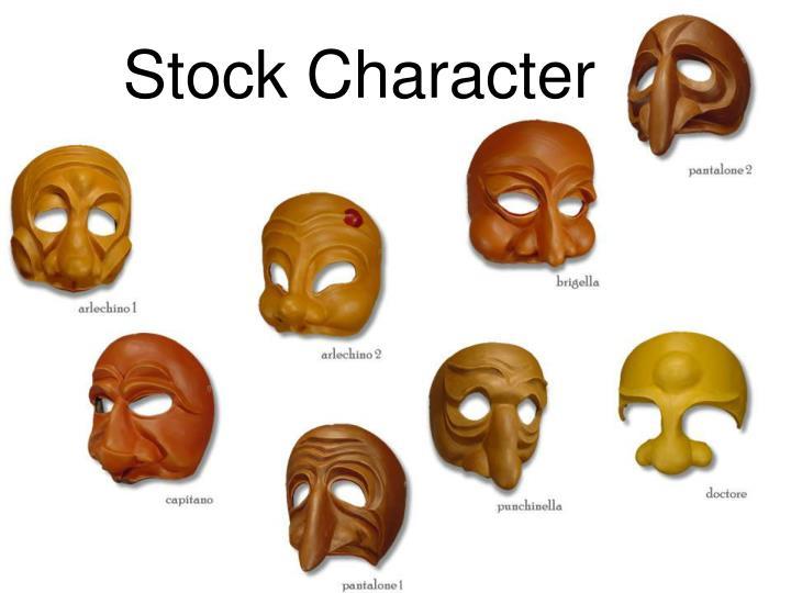Stock Character