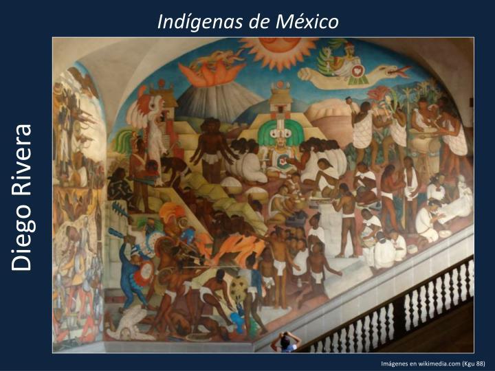 Indígenas de México